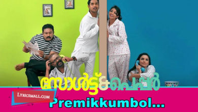 Photo of Premikkumbol Lyrics | Salt N Pepper Malayalam Movie Songs Lyrics