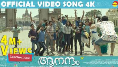 Photo of Dooreyo Song Lyrics | Aanandam Malayalam Movie Songs Lyrics