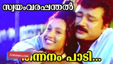 Photo of Thannaanam Paadi Lyrics | Swayamvara Panthal Movie Songs Lyrics