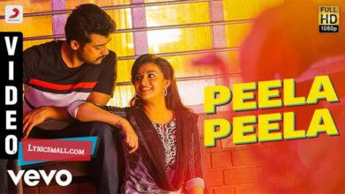 Photo of Peela Peela Song Lyrics | Thaanaa Serndha Koottam Movie Songs Lyrics