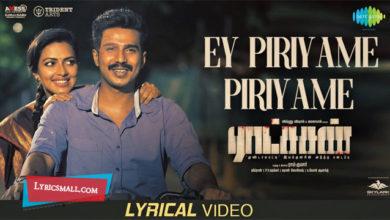 Photo of Ey Piriyame Piriyame Lyrics | Ratsasan Movie Songs Lyrics