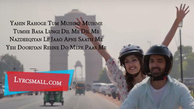 Mujhme Song Lyrics