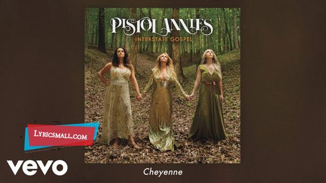 Cheyenne Lyrics