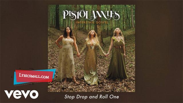 Stop Drop And Roll One Lyrics