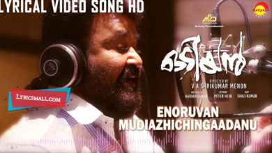 Photo of Enoruvan Lyrics | Odiyan Malayalam Movie Songs Lyrics