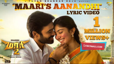 Photo of Maari's Aanandhi Lyrics | Maari 2 Movie Songs Lyrics