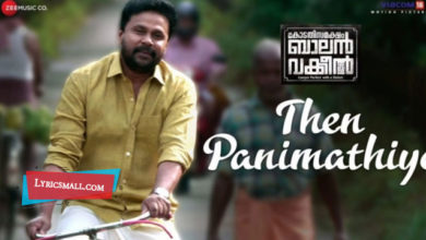 Photo of Then Panimathiye Song Lyrics | Kodathi Samaksham Balan Vakkeel Lyrics