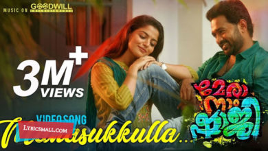 Photo of Manasukulla Lyrics | Mera Naam Shaji Movie Songs Lyrics