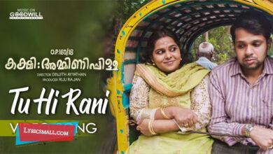 Photo of Maanthoppil Veeshunna Lyrics | Kakshi Amminippilla Movie Songs Lyrics