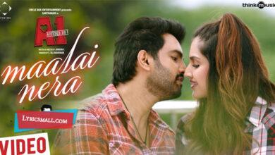 Photo of Maalai Nera Mallipoo Lyrics | A1: Accused No. 1 Tamil Movie Lyrics