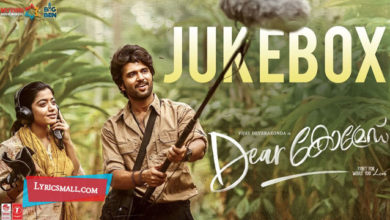 Photo of Mazhamegham Lyrics | Dear Comrade Malayalam Movie Songs Lyrics
