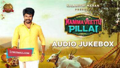 Photo of Gaanda Kannazhagi Lyrics | Namma Veettu Pillai Tamil Movie Songs Lyrics