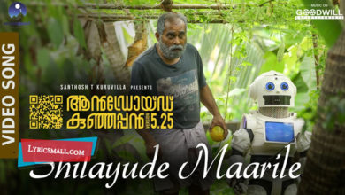 Photo of Shilayude Lyrics | Android Kunjappan Version 5.25 Malayalam Movie Songs Lyrics