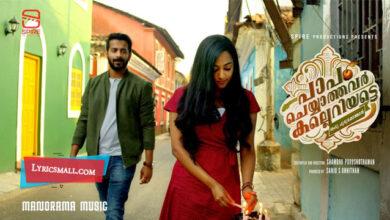 Photo of Minnal Villaal Lyrics | Paapam Cheyyathavar Kalleriyatte Movie Songs Lyrics
