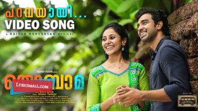 Photo of Paravayai Lyrics | Thobama Malayalam Movie Songs Lyrics