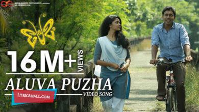 Photo of Aluva Puzha Lyrics   Premam Malayalam Movie Songs Lyrics