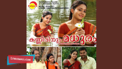 Photo of Ittittu Veezhum Lyrics | Kanneerinu Madhuram Movie Songs Lyrics