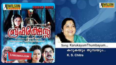 Photo of Karukayum Thumbayum Lyrics | Brahmarakshassu Movie Soongs Lyrics