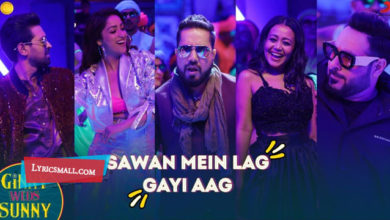 Photo of Sawan Mein Lag Gayi Aag Lyrics | Ginny Weds Sunny Movie Songs Lyrics