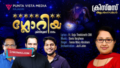 Photo of Minnaminungi Lyrics | Malayalam Christmas Song 2020