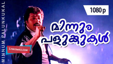 Photo of Minnum Palunkungal Lyrics | Johnnie Walker Movie Songs Lyrics