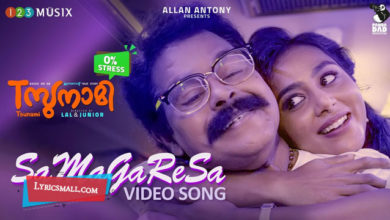 Photo of SaMaGaReSa Lyrics | Tsunami Malayalam Movie Songs Lyrics