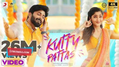 Photo of Kutty Pattas Lyrics | Santhosh Dhayanidhi  | A.Pa Raja